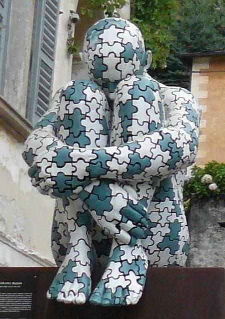 Puzzleteile - Introjekte - die verinnerlichten Eltern-Instanzen